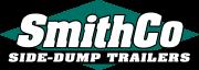 SmithCo Side-Dump Trailers